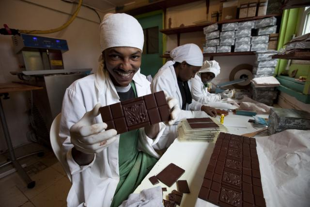 The Incredible Story Of Grenada Chocolate And Other News